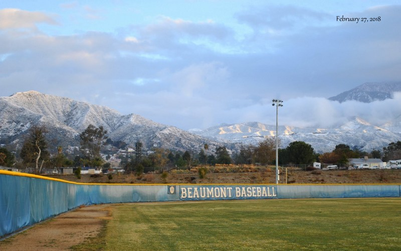 Beaumont Baseball Field