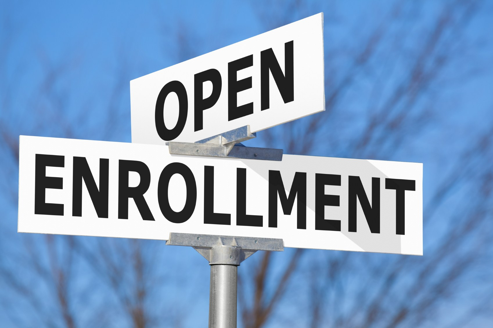Open Enrollment Application 2018 Image