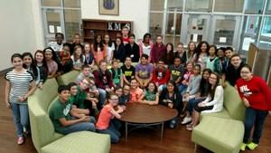 7th Grade UIL Participants