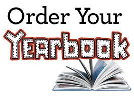 Order your Yearbook online! Thumbnail Image
