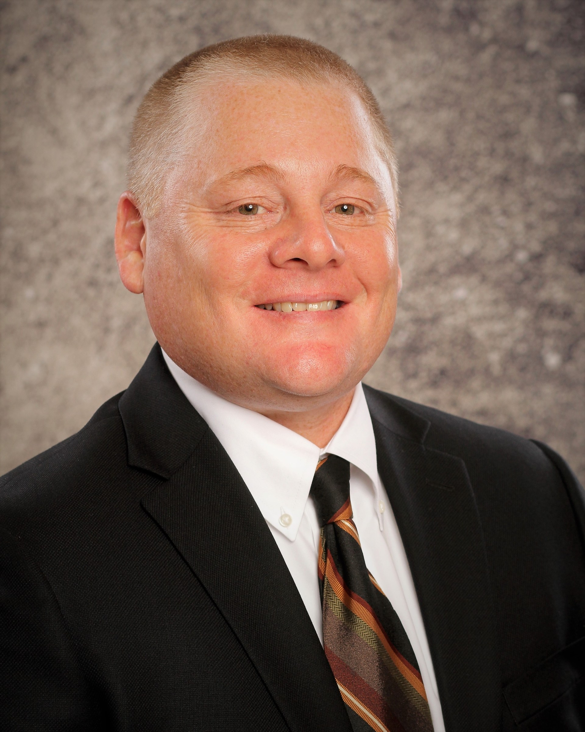Dr. Rusty Grimm, Director of Support Services
