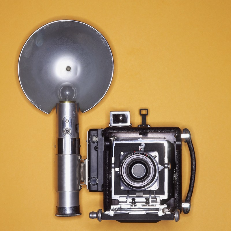 Old time camera clip art