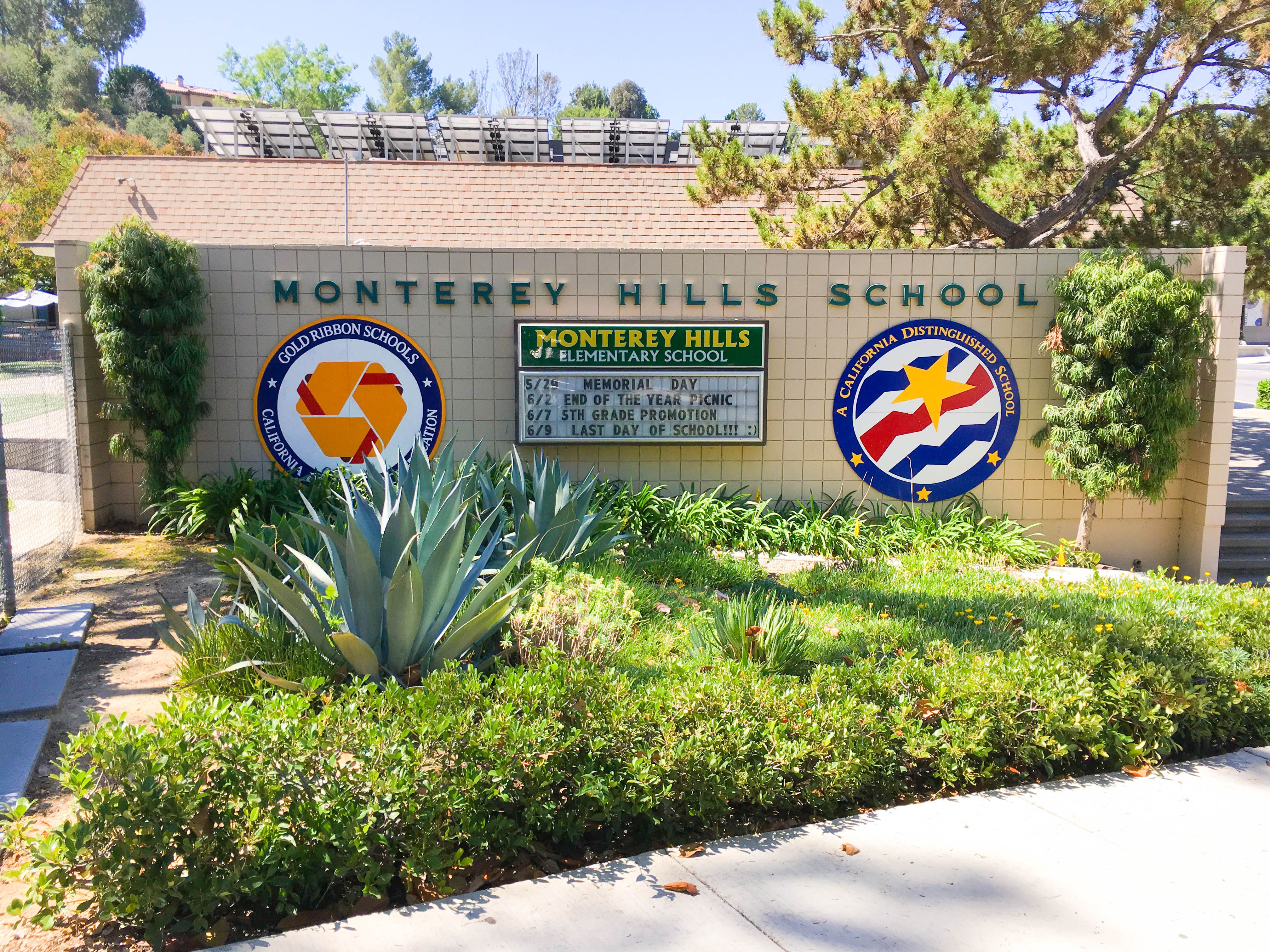 south pasadena unified district