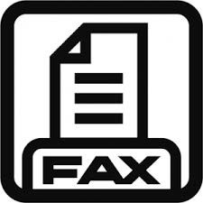 picture of a fax