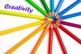 Creativity clip art