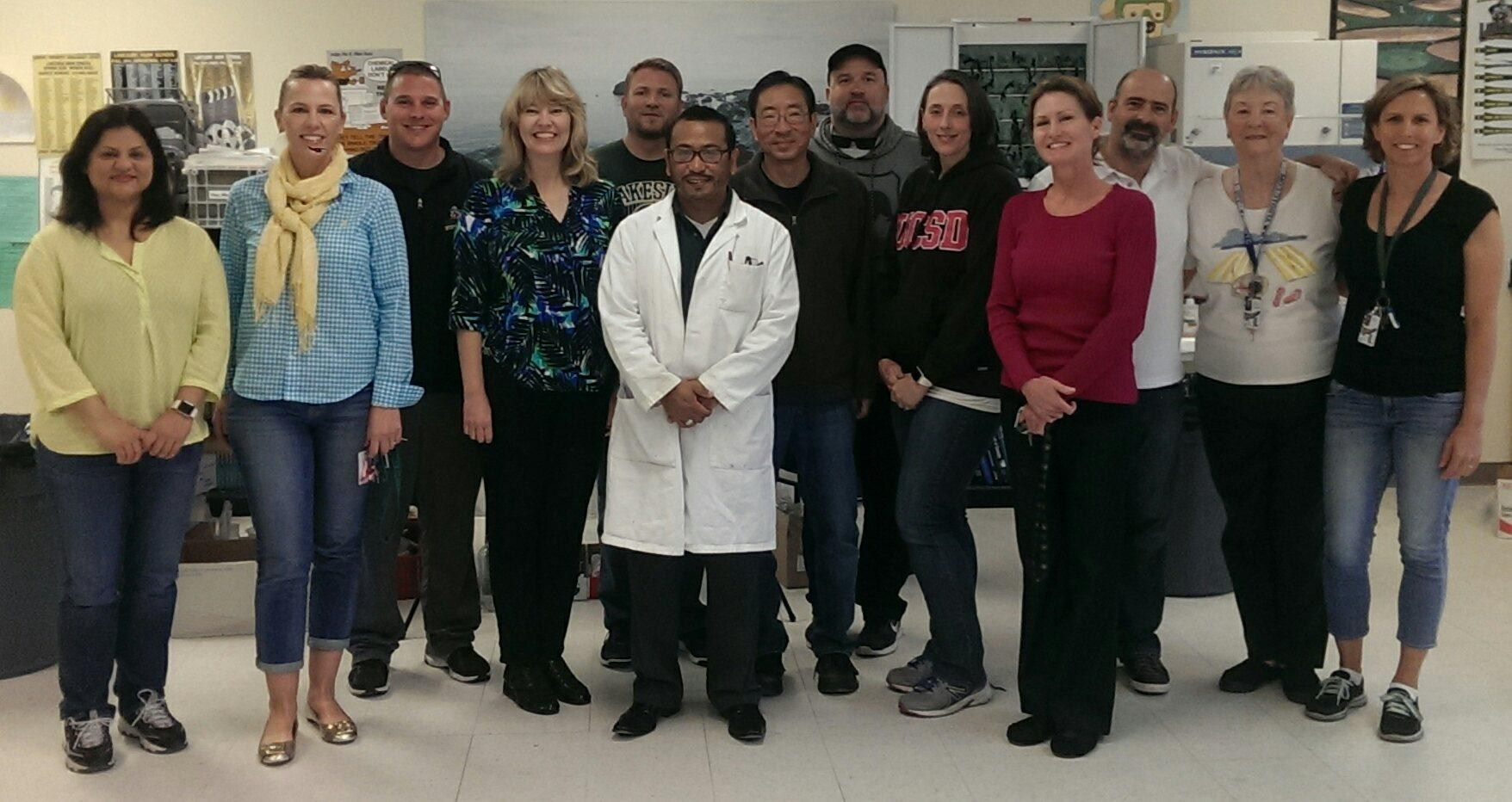 LHS Science Department