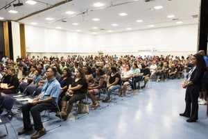 Back-to-School Night at Moreno Valley HS