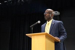 Dr. Royce Avery Speaking =