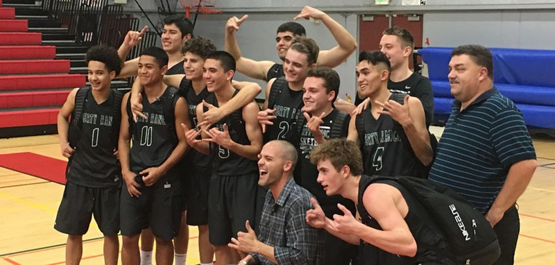 Liberty Ranch Boys Basketball - League Champions Thumbnail Image