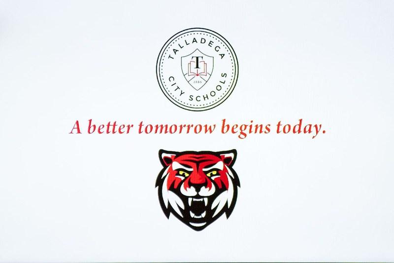 Talladega City Schools Logo