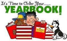 Order your yearbook NOW!!  Click this link to download an order form. Thumbnail Image