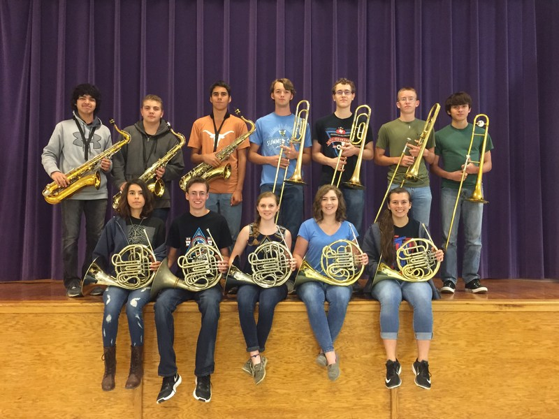 Tiger Band Students Excel at Solo & Ensemble Contest! Thumbnail Image