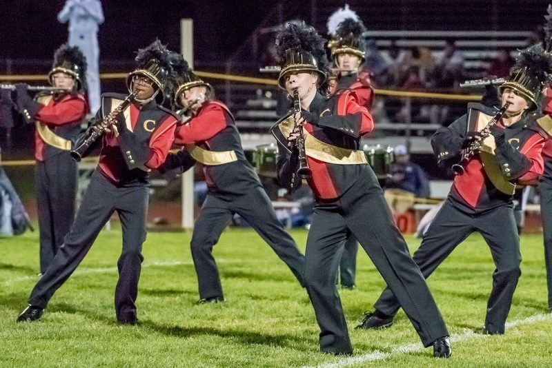 CHS BAND AND COLOR GUARD ARE AMAZING! Thumbnail Image
