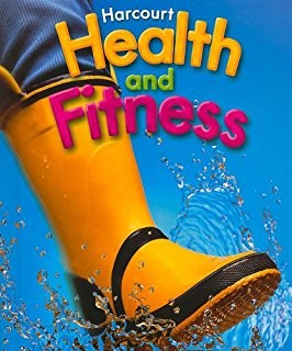 Harcourt Health and Fitness Book