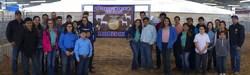 VMHS Livestock Show participants