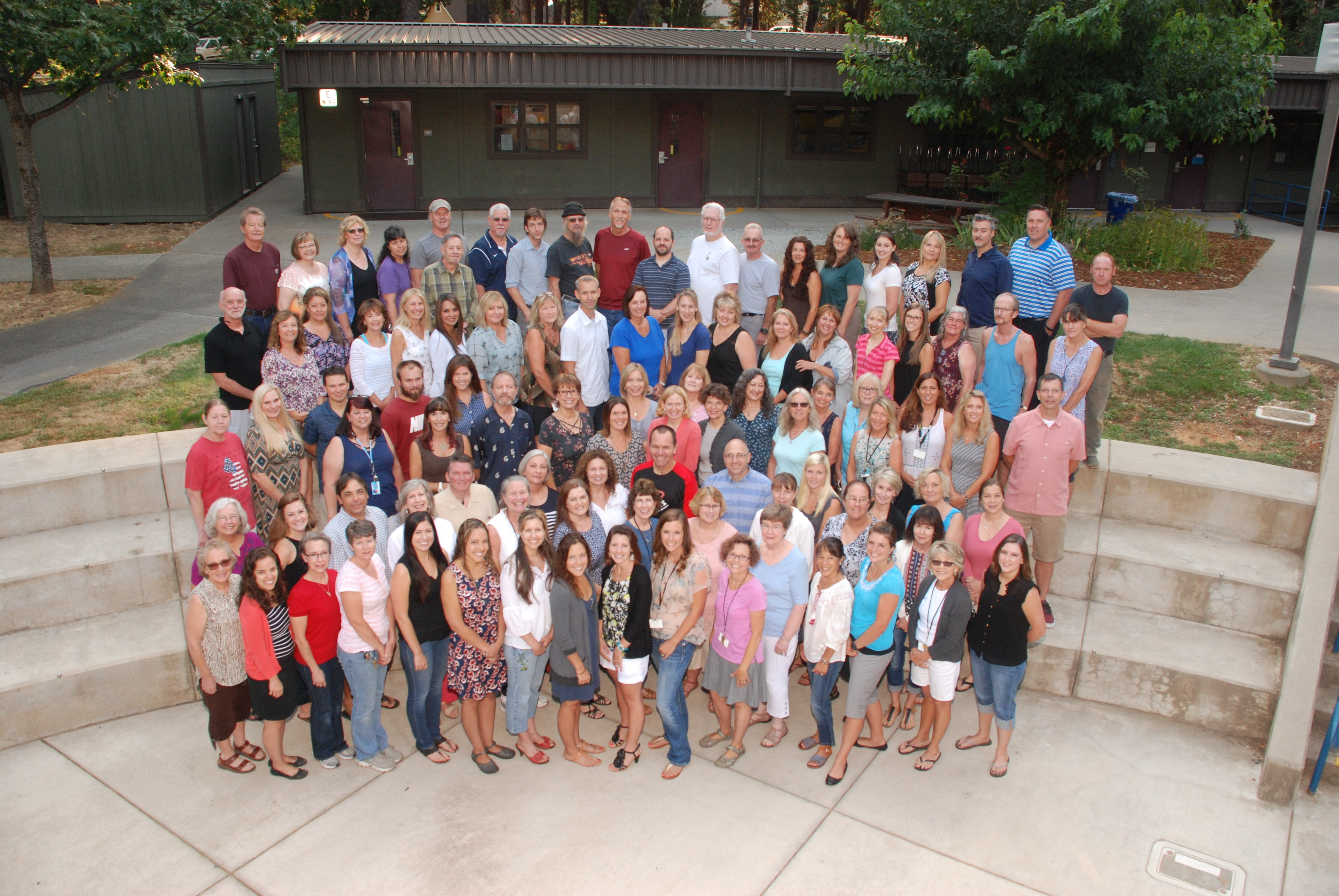 All Staff Picture