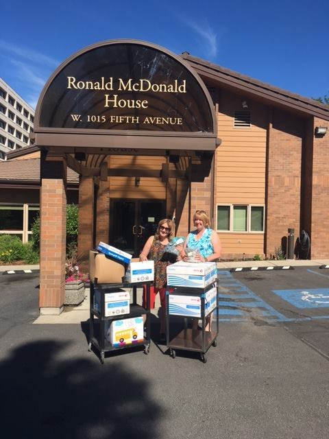 Pop Tabs for the Ronald McDonald House Featured Photo