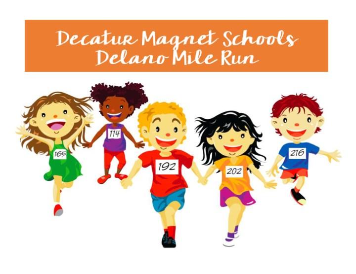 Delano Mile Run image