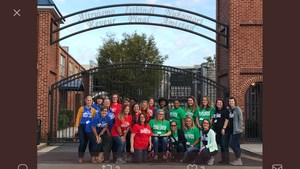 teachers at Ron Clark Academy