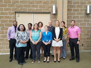 Middle School New Staff