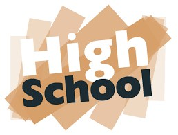 image that reas 'high school'