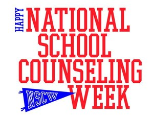 Happy National School Counseling Week photo