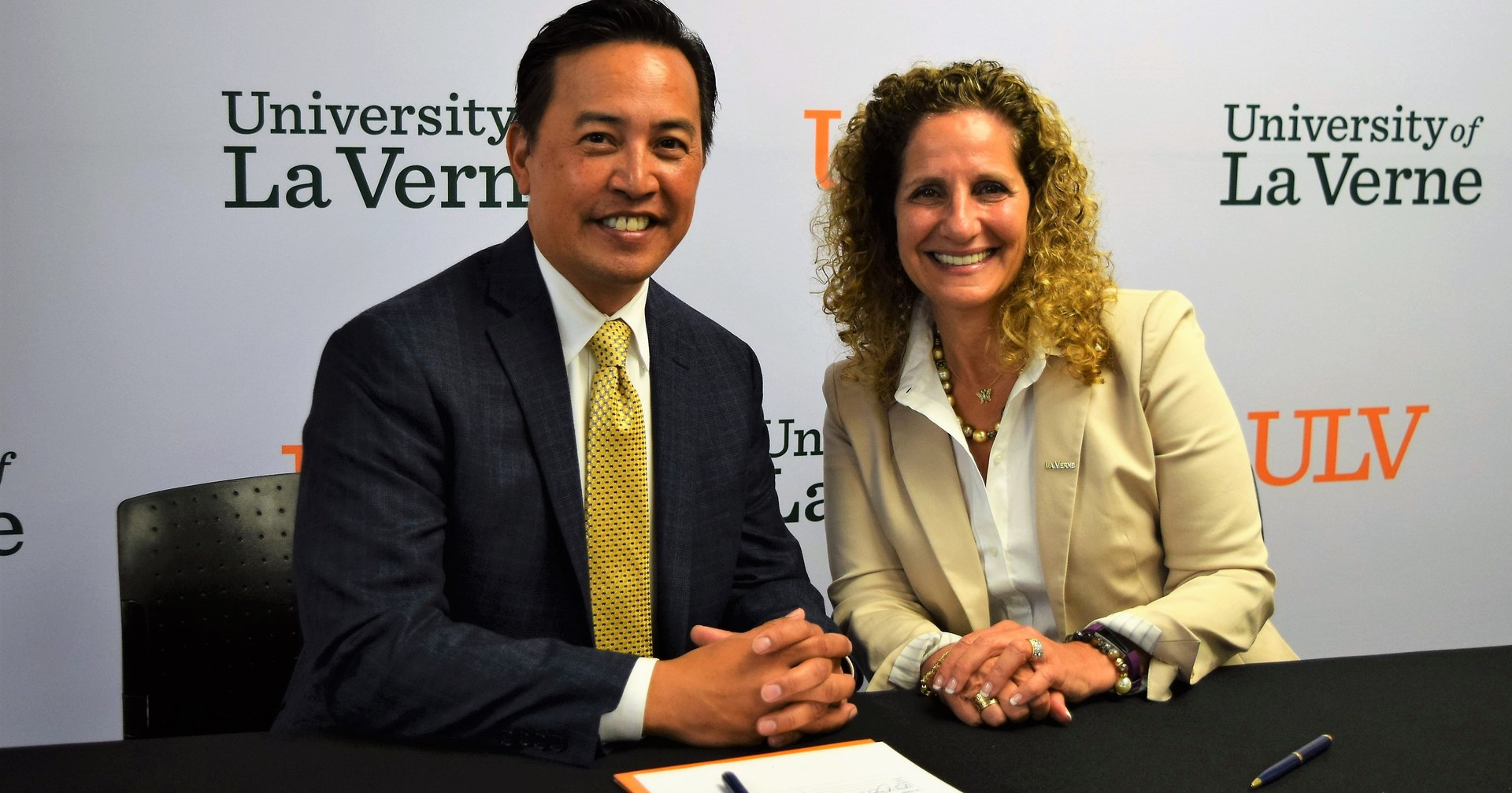 Baldwin Park Unified Celebrates ULV Admissions Partnership