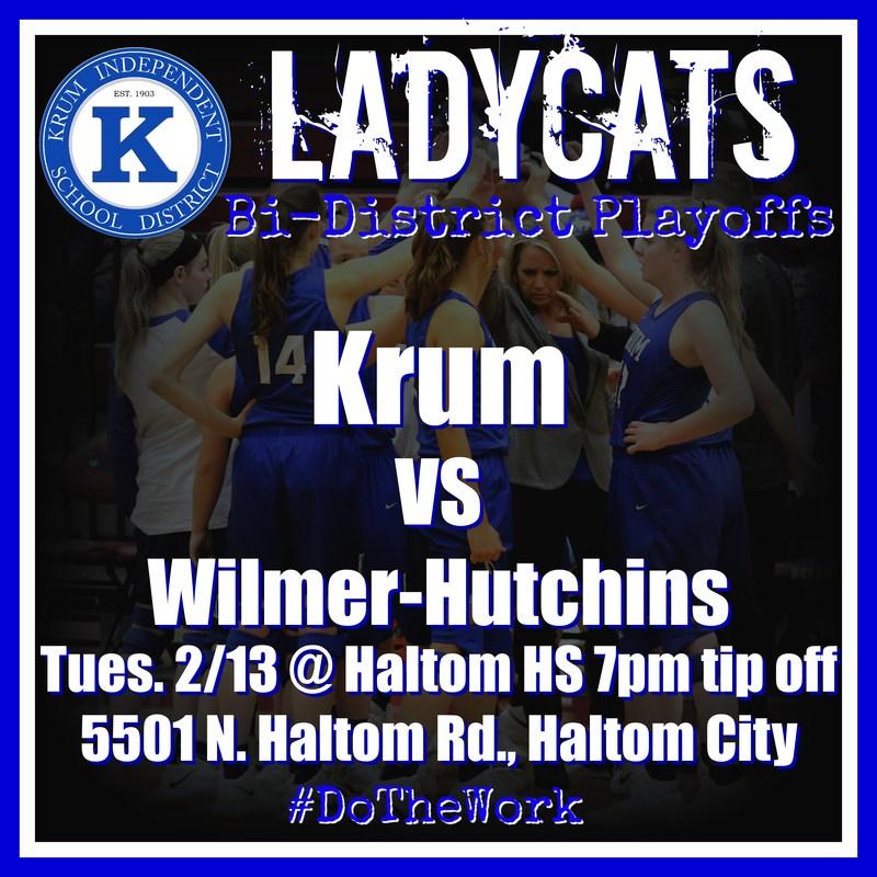LadyCats Bi-District Playoff vs. Wilmer Hutchins Thumbnail Image