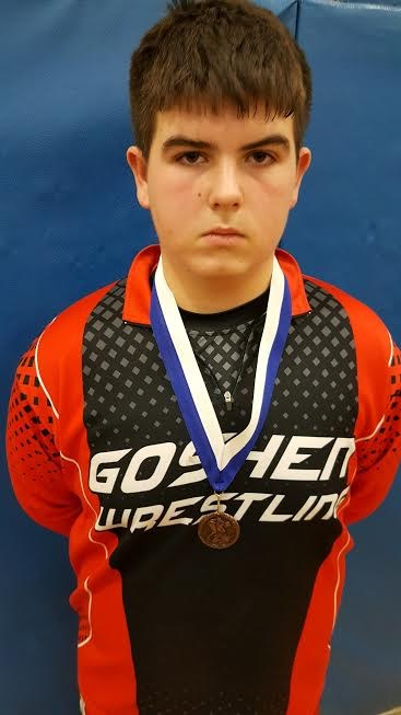 8th Grade Connor Hellenthal