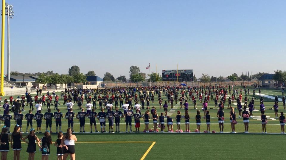 Elementary Football Carnival