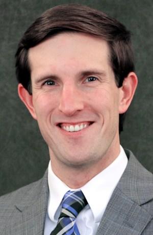 Rocky Fork Middle School Principal Dr. James