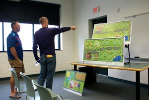 Community members attend forum to discuss possible recreation center.