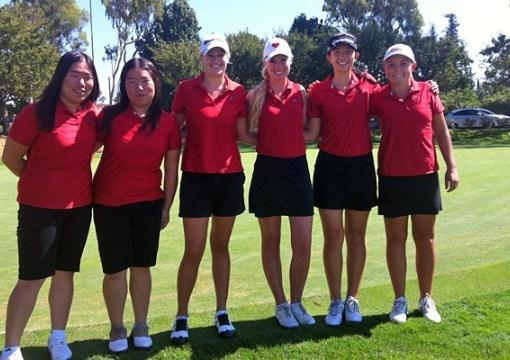 PVHS Girls' Golf
