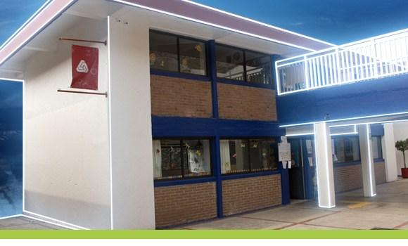 Edificio de preescolar