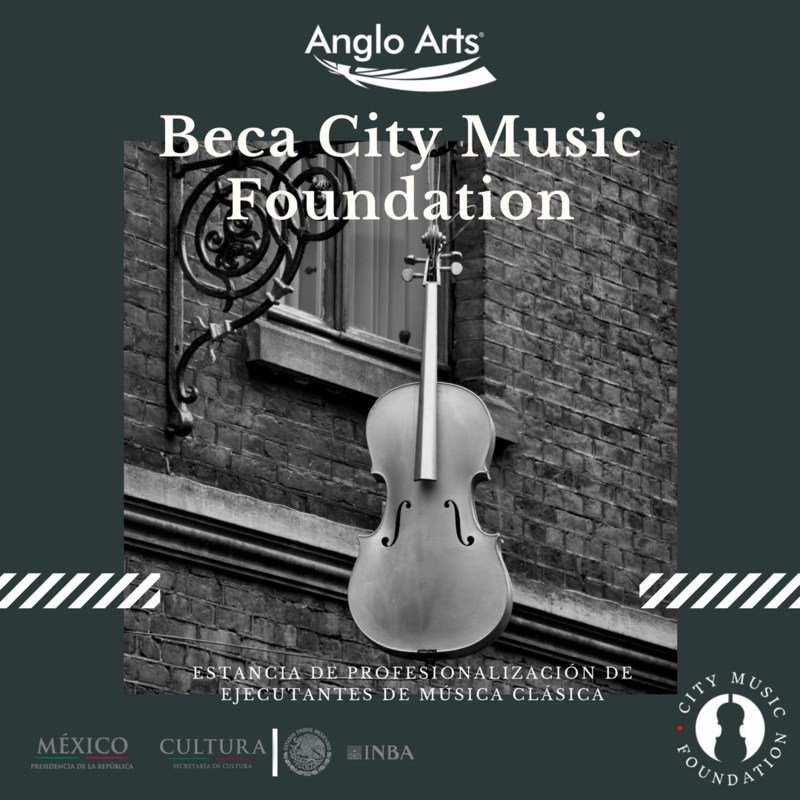 ¡Felicitamos a los finalistas para la Beca Anglo Arts City Music Foundation! Featured Photo