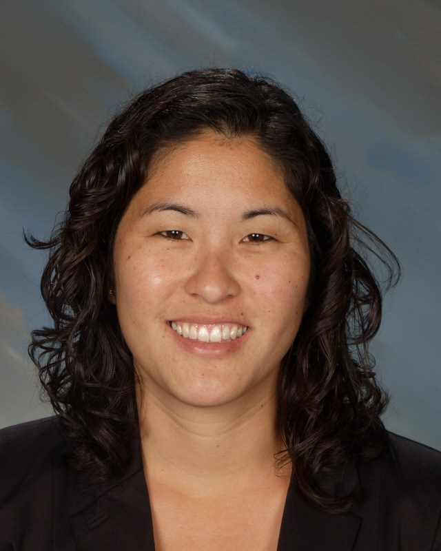 Principal Olivia Yaung