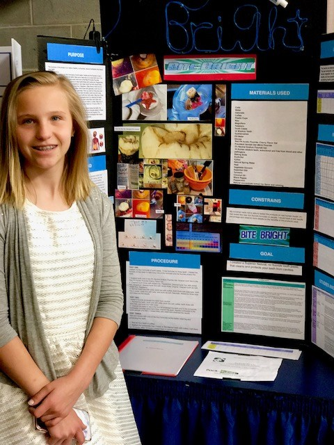 GCS Student selected to compete in National Invention Convention Thumbnail Image