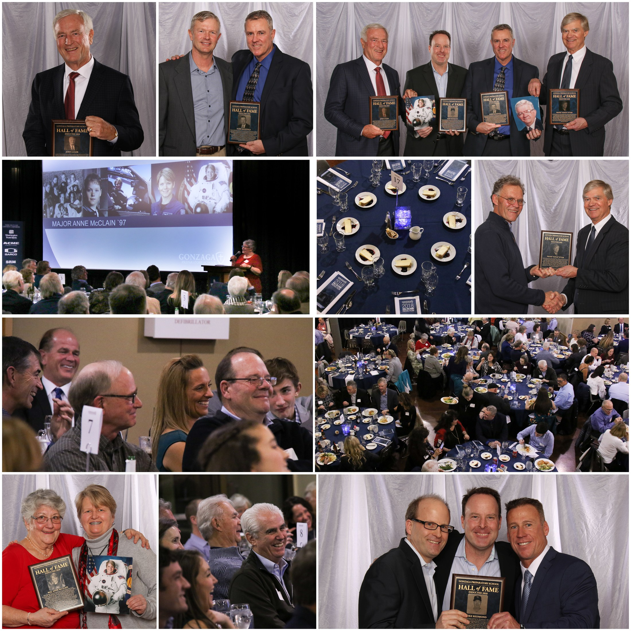 Hall Of Fame Alumni Events Gonzaga Preparatory School