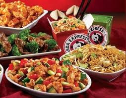 panda express photo of food