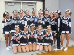 Cheer team 2011.JPG