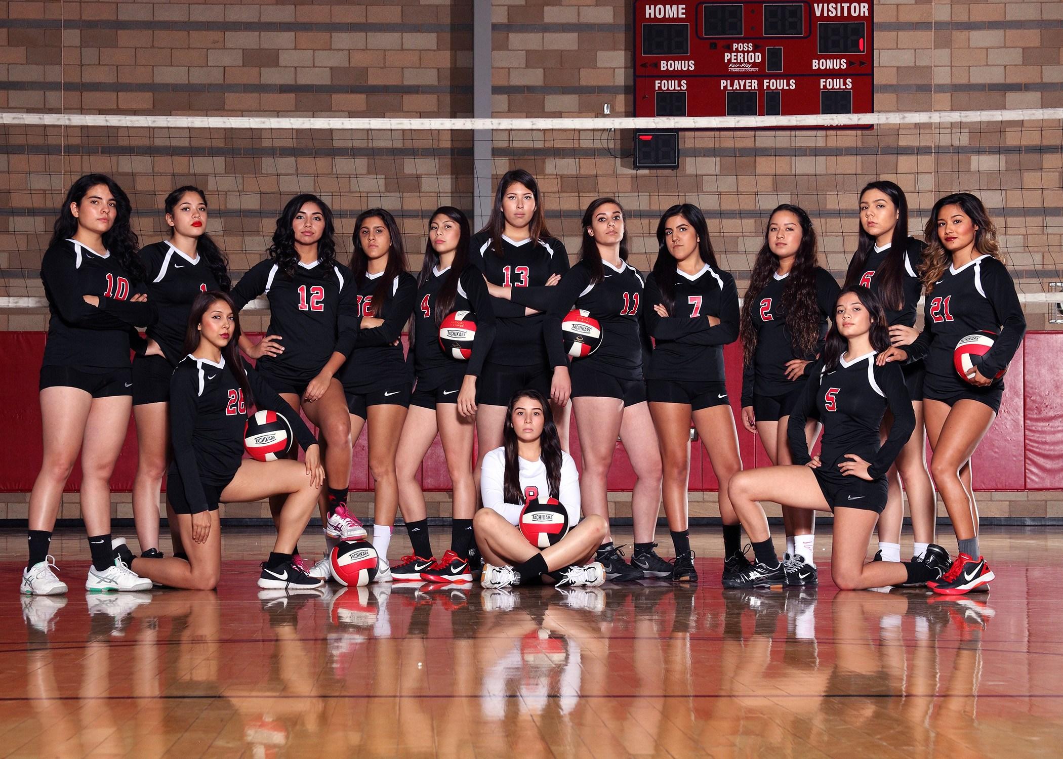 Volleyball Athletics Arleta High School