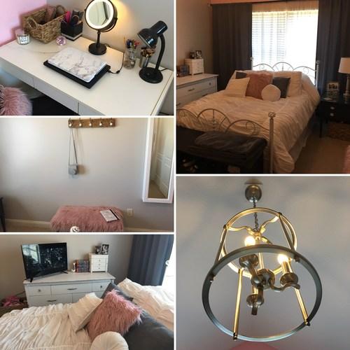 Bedroom redesign