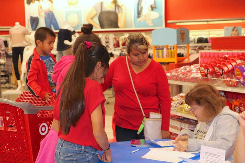 Operation School Bell Provides SWSD Families With Free Target Vouchers Featured Photo