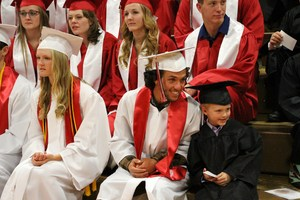 Graduates.