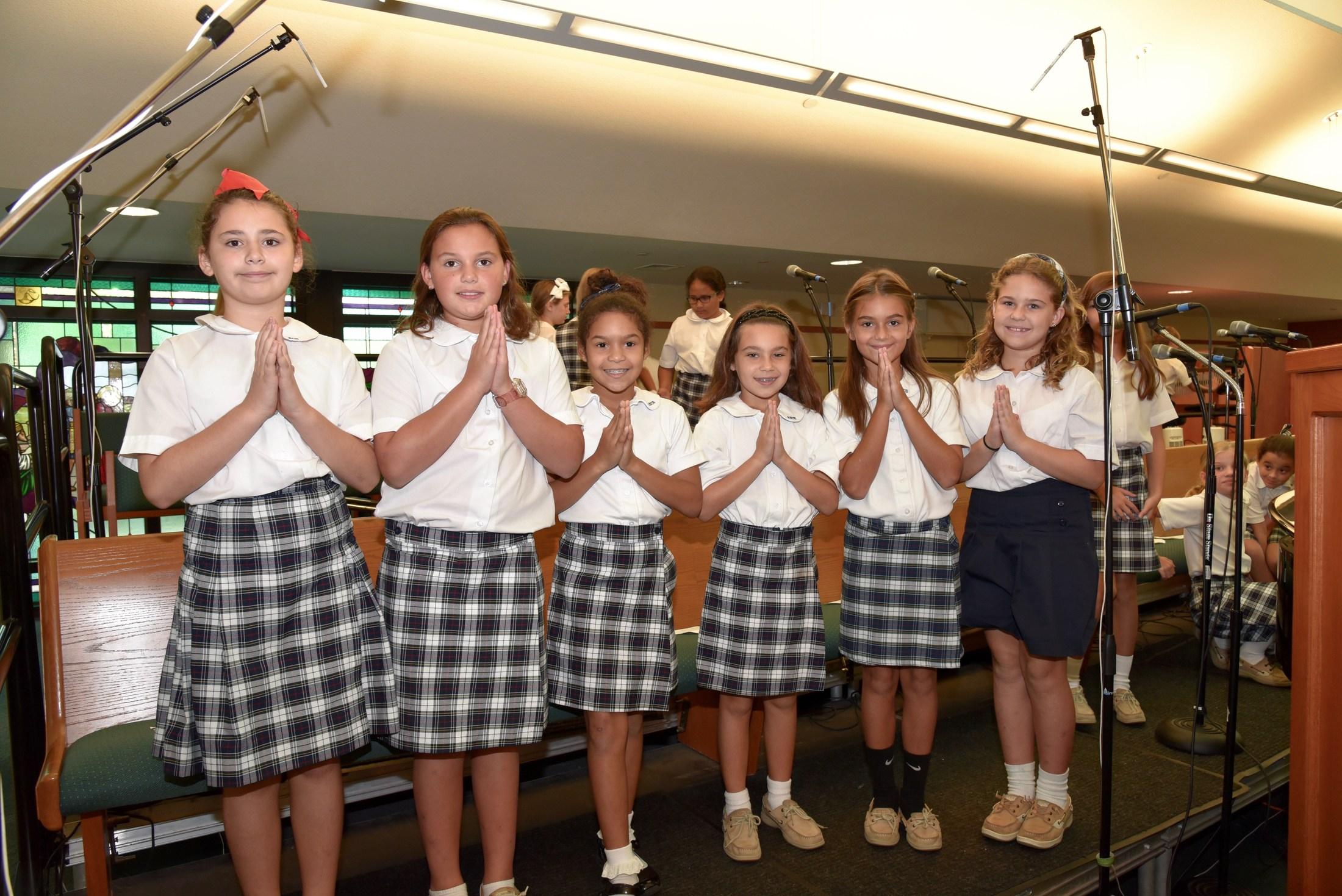 Choir Choir All Saints Catholic School