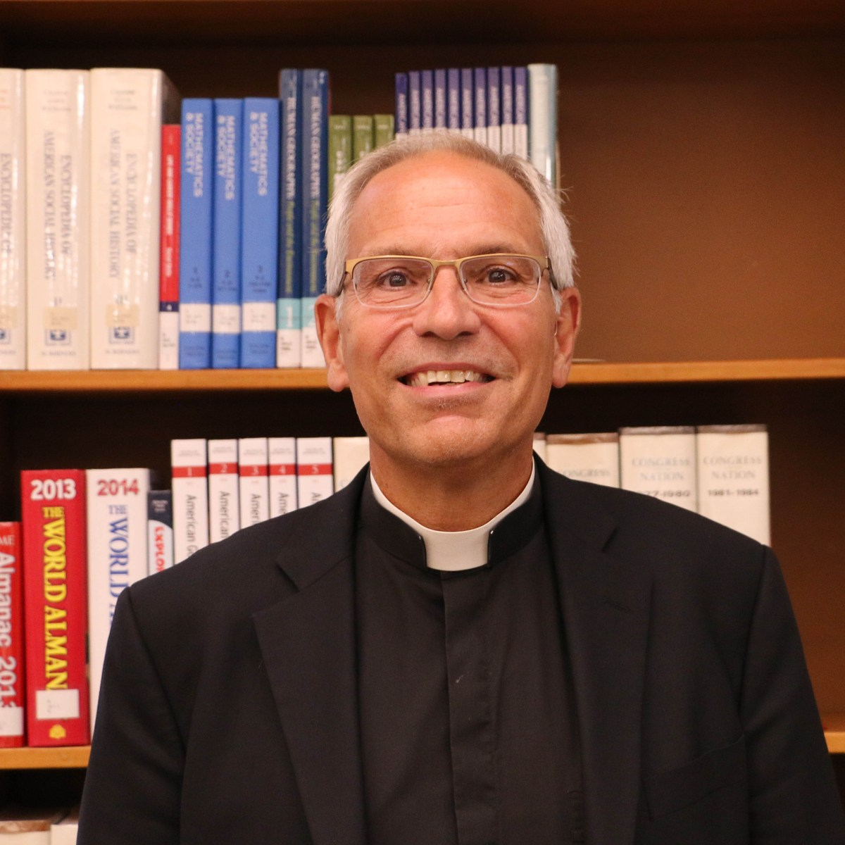 Fr. Peter Hahn '74's Profile Photo