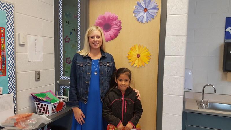 Writer of the Week! (5/18) - This week's WoW winner is Betel Lopez-Flores, 3rd grader from Elm Street Elementary School! Thumbnail Image
