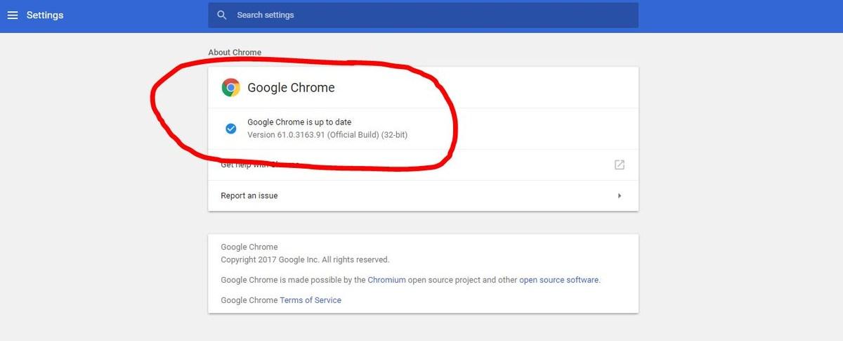 Google update 3