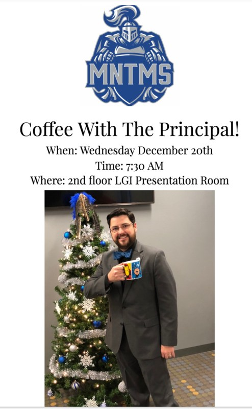Coffee With The Principal Thumbnail Image