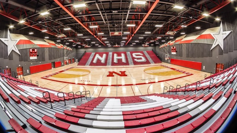 New Gym at North High School Thumbnail Image
